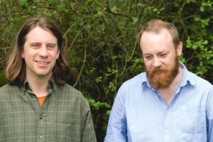 Adam Fairhall and Dave Birchall